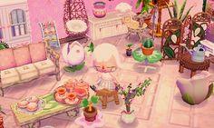 "mayor-mami: ""tea with a plant friend ♡ """