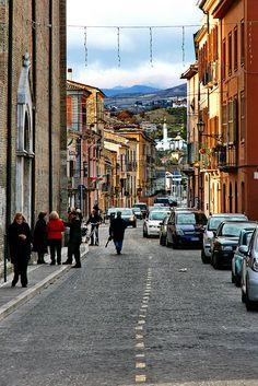 Teramo, Abruzzi, Italy
