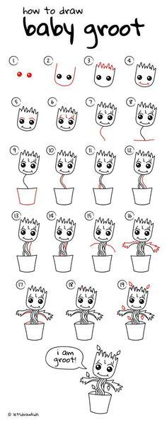jak rysować twarze zwierząt?, rysowanie dla dzieci, Rysunek, rysowanie krok po kroku