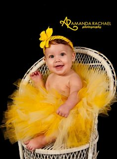 Baby Tutu Design Your Own Tutu NEWBORN 06 by AllDressedUpCouture