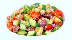 3 Quick And Easy Eat-Clean Healthy Salads - Gwyl. Easy Salad Recipes, Easy Salads, Healthy Salads, Beef Recipes, Chicken Recipes, Healthy Recipes, Cottage Cheese Nutrition, Clean And Delicious, Clean Eating Salads