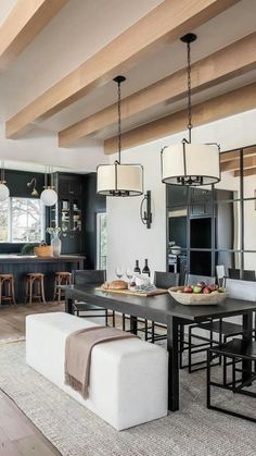 I Love House, Floor Sitting, Beautiful Home Designs, House Beautiful, Style Deco, Rugs Usa, Home Staging, Kitchen Remodel, Kitchen Design
