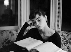 Audrey Hepburn I want those bangs.