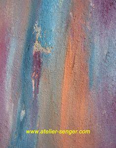 Harmonie und Freude, 40 x 50 cm. Bitte hier klicken: www.art-senger.com #malerei #kunst #art #freude