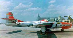 USAF Cessna T-37A Dragonfly.