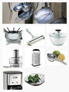 My Kitchen Gadgets