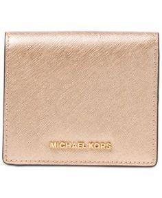 bbc1d8d7a69c MICHAEL Michael Kors Jet Set Travel Carryall Card Case & Reviews - Handbags  & Accessories - Macy's