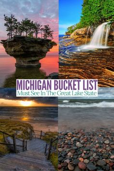 Things To Do In Michiganamazing Sites To See In Michigan ~ dinge, die man in michigan unternehmen kann. sehenswerte orte in michigan Things To Do In Michiganamazing Sites To See In Michigan ~ camping Design Michigan Vacations, Michigan Travel, Camping Michigan, Lakes In Michigan, Holland Michigan, Michigan Day Trips, Northern Michigan, Midwest Vacations, Higgins Lake Michigan