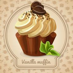 Cute cake card design vectors 01