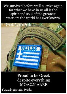 . Hellenic Army, Mothers Of Boys, Greek History, My Ancestors, Thessaloniki, Greek Life, Greeks, Ancient Greece, Wise Words