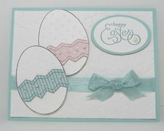 Stampin' Up! HAPPY EASTER A Good Egg Easter Card Kit - Set of 4 Cards #StampinUp
