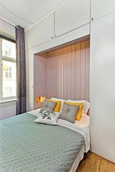 Bolig til salgs Real Estate, Curtains, Bed, Places, Furniture, Home Decor, Blinds, Decoration Home, Stream Bed