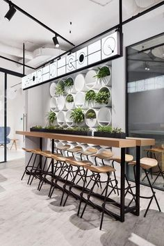 The Office for DPG Creative Communications Agency in Moscow, Russian Federation by T+T Architects #interior #interiordesign #interiorideas #officefurniture #office #furniture #furnituredecor #furniturestore #sohomod #officedesignsinterior