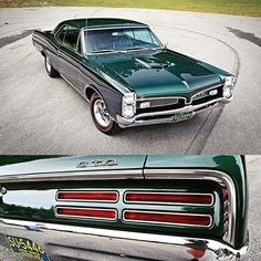 muscle-cars-fan: Pontiac GTO 🐐🐐🐐🐐🐐🐐🐐🐐🐐🐐🐐 facts Restored by: Unrestored original Engine: Transmission: Muncie manual Rearend: GM with gears and Safe-T-Track Interior: Black vinyl bucket. 67 Pontiac Gto, Chevrolet Camaro, Corvette, Porsche 911 Gt3, 1967 Gto, Gto Car, Old School Cars, Mustang Cars, Us Cars