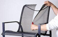 Repair Aluminum Patio Chairs