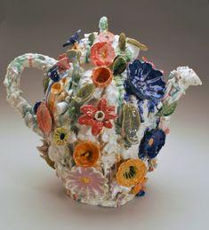 Craig Clifford - #59 Teapot, 2012
