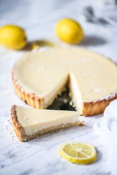 Amalfitańska tarta cytrynowa  - przepis Marty Cake Cookies, Cheesecake, Baking, Food, Interior, Gastronomia, Pies, Cooking, Indoor
