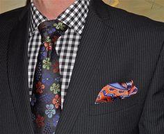 Selected/Homme blazer, Tommy Hilfiger shirt, Ben Sherman tie…