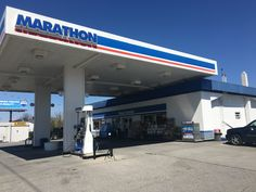 If you're hungry and driving down Parkway in Sevier County, there are plenty of options when it comes to good eats. If the Marathon gas station isn't on your list of places to stop, it should be. Marathon Today, Gas Station, The Secret, Things To Come, Places, Outdoor Decor, Lugares