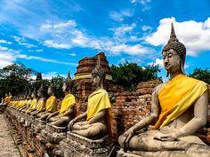 En esta entrada te contamos todo lo que no puedes perderte de Tailandia, si estás pensando en viajar a este país lleno de lugares por descubrir.