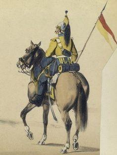 Reina 1835 Lanceros