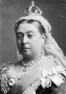 Queen Victoria by Bassano. Queen Alexandrina Victoria May 1819 – 22 January was the monarch of the United Kingdom of Great Britain and Ireland from 20 June 1837 until her death. Regina Victoria, Victoria Reign, Queen Victoria Prince Albert, Victoria And Albert, London Victoria, Victoria House, Victoria British, Diamond Crown, Diamond Bar