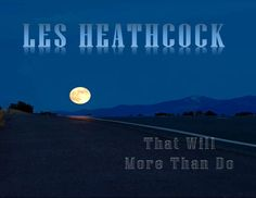 Check out Les heathcock on ReverbNation