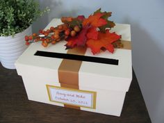 Hey, I found this really awesome Etsy listing at http://www.etsy.com/listing/109430619/wedding-card-box-bridal-shower