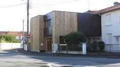 extension bois par COMMUN Philippe - Nirot, France