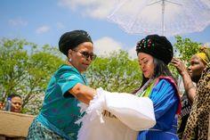 A Stunning Pedi Wedding - South African Wedding Blog Pedi Traditional Attire, Sepedi Traditional Dresses, African Traditional Wedding, Wedding Goals, Wedding Tips, Wedding Blog, African Wedding Attire, South African Weddings, African Fashion