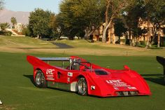 2012 Nu Art American Le Mans Series New Can Am Car 2