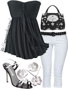 """""""Untitled #550"""" by mzmamie on Polyvore"""