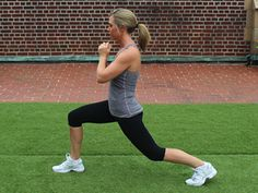 Whether you're looking for a tighter rear, leaner legs or firmer thighs, the lunge challenge from the 30-Day Challenge Series may be your gateway to a stronger lower body.