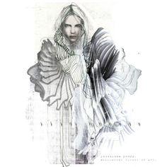 Fashion Sketchbook - fashion design concept drawing; fashion portfolio; fashion illustration // Jousianne Propp