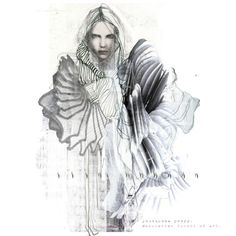 Fashion Sketchbook - fashion design concept drawing; fashion portfolio; fashion illustration // Jousianne Propp