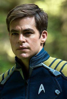 Captain Kirk Pine <3