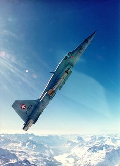 Swiss military comprises of Land Force and Air Force. Being a land-locked country, it does not have a navy.