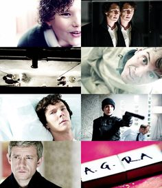 You always feel it, Sherlock. But you don't have to fear it. Pain… heartbreak… loss… death… it's all good. It's all good.