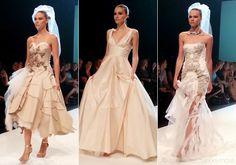 Maticevski bridal looks at LMFF 2013