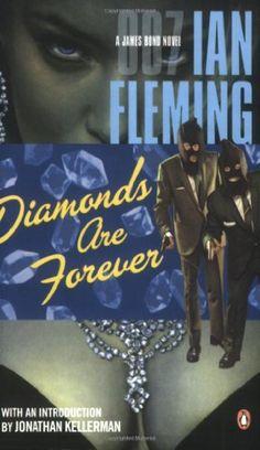 DIAMONDS ARE FOREVER: 007 A JAMES BOND NOVEL. @ niftywarehouse.com