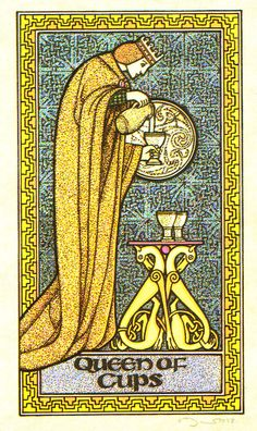 celtic tarot.