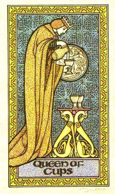 celtic tarot.