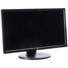 22 LG 22MB35PY-I FullHD 1920x1080 IPS 178/178 Angle DisplayPort DVI VGA LED Monitor Black
