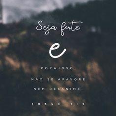 Deus está comigo ❤️