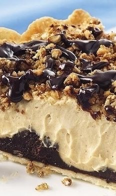 Bob Evans Chocolate Peanut Butter Pie Copycat
