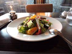 葉山野菜のサラダ