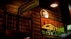 My favorite and only place for reggae in Austin, TX, the Flamingo Cantina on 6th St.