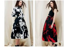 Specifics  Gender	Women  Decoration	Ruffles  Waistline	Empire  Pattern Type	Print  Style	Fashion  Material	Microfiber,Polyester  Dresses Length	Knee-Length  Pattern	Abstract Print  Fabric Type	Satin  Color Style	Contrast Color | Shop this product here: http://spreesy.com/shopforgoodies/107 | Shop all of our products at http://spreesy.com/shopforgoodies    | Pinterest selling powered by Spreesy.com