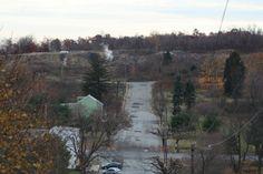 The Town of Centralia - Pennsylvania