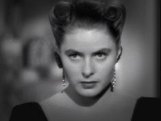 Ingrid Bergman - Notorious - 1946